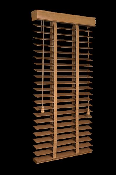 żaluzja - drewniana